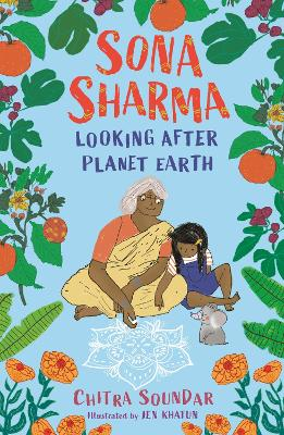 Sona Sharma, Looking After Planet Earth book