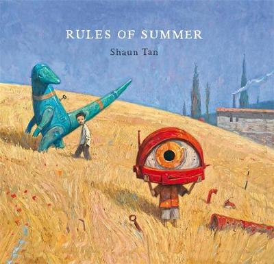 The Rules of Summer by Shaun Tan