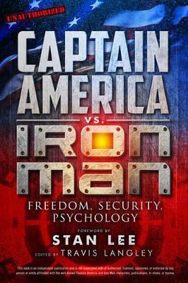 Captain America vs. Iron Man book