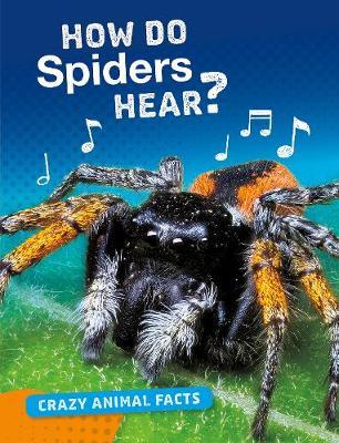 How Do Spiders Hear? by Nancy Furstinger