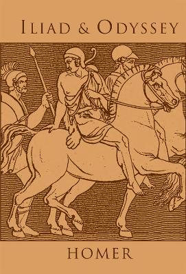 Iliad & Odyssey by Homer