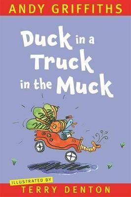 Duck in a Truck in the Muck book