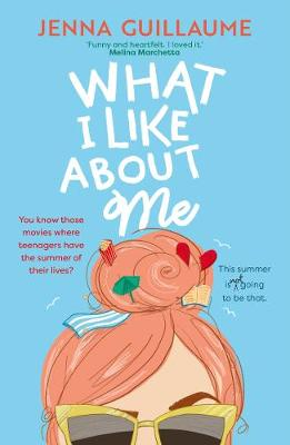 What I Like About Me book