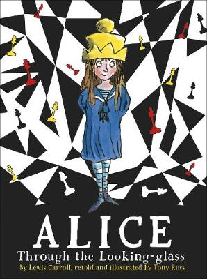Alice Through the Looking Glass book