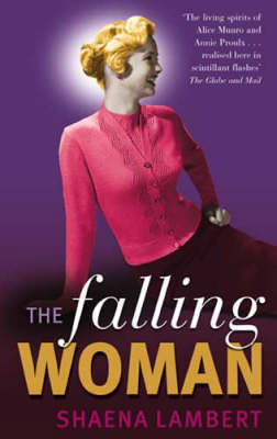 Falling Woman book