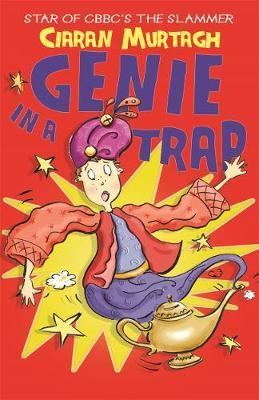 Genie in a Trap by Ciaran Murtagh