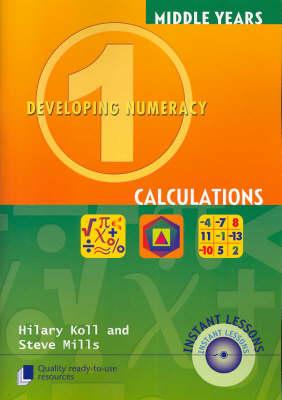 Developing Numeracy 1 by Hilary Koll