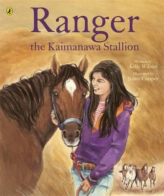Ranger the Kaimanawa Stallion book