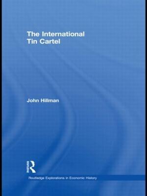 International Tin Cartel book