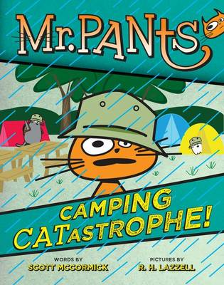 Camping Catastrophe! book