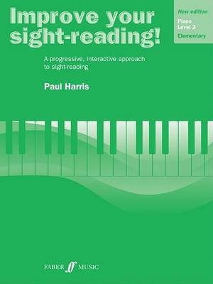 Improve Your Sight-Reading! Piano, Level 2 by Paul Harris