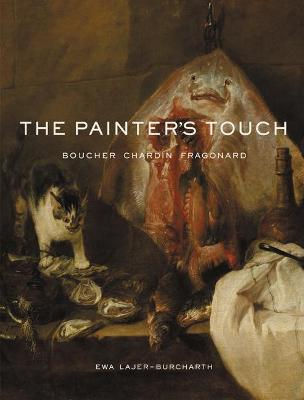 The Painter's Touch by Ewa Lajer-Burcharth