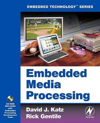 Embedded Media Processing book