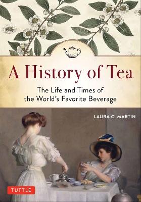 History of Tea book