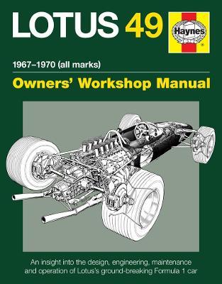 Lotus 49 Manual by Ian Wagstaff