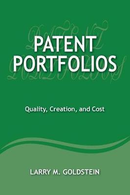 Patent Portfolios by Mr Larry M Goldstein