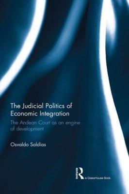 Judicial Politics of Economic Integration book