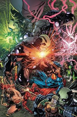 Justice League TP Vol 3 Rebirth by Bryan Hitch