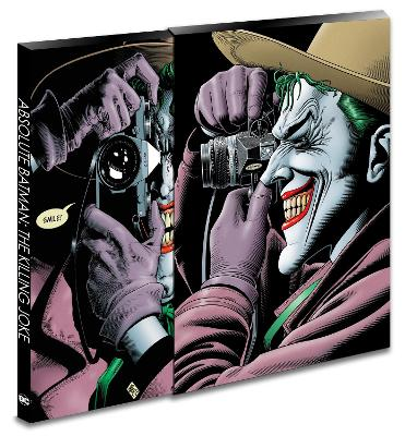 Absolute Batman: The Killing Joke (30th Anniversary Edition) by Alan Moore