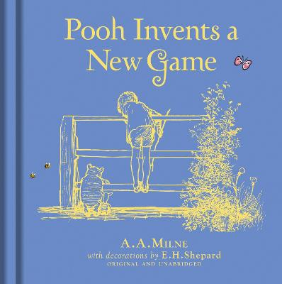 Winnie-the-Pooh: Pooh Invents a New Game by Egmont Publishing UK