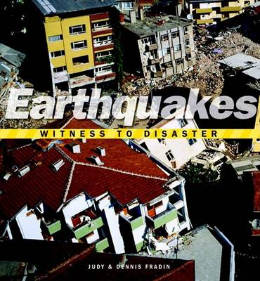 Earthquakes by Judy Fradin