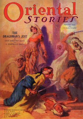 Oriental Stories, Vol 2, No. 1 (Winter 1932) by John Gregory Betancourt