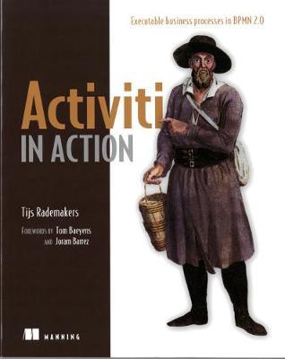 Activiti in Action by Tijs Rademakers