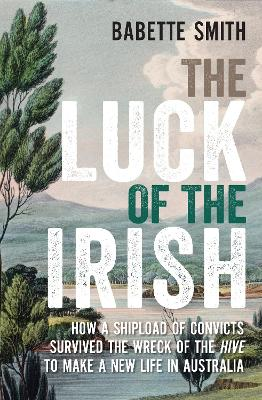 Luck of the Irish book