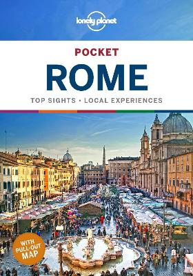 Lonely Planet Pocket Rome book