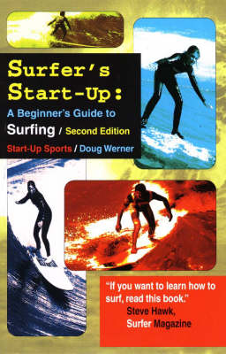 Surfer's Start-Up book