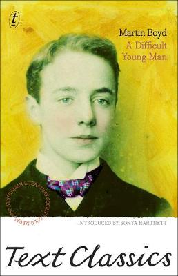 Difficult Young Man book