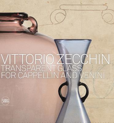 Vittorio Zecchin: Transparent Glass for Cappellin and Venini by Marino Barovier