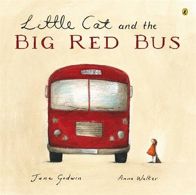 Little Cat and the Big Red Bus book