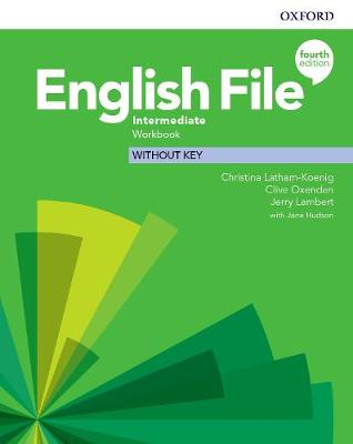English File: Intermediate: Workbook Without Key book
