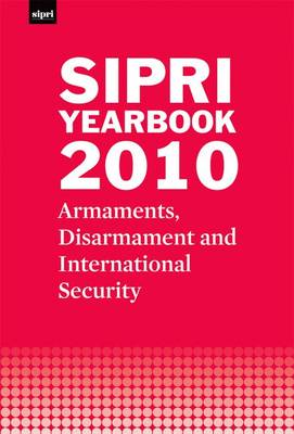 SIPRI Yearbook 2010 by Stockholm International Peace Research Institute