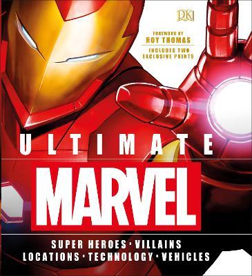 Ultimate Marvel by DK