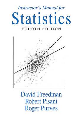 Instructor's Manual by David Freedman