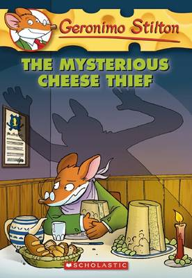 Mysterious Cheese Thief book
