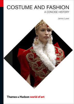 Costume and Fashion:A Concise History 5th edition book