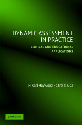 Dynamic Assessment in Practice book