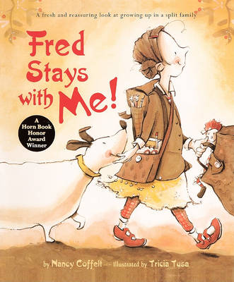 Fred Stays with Me! book