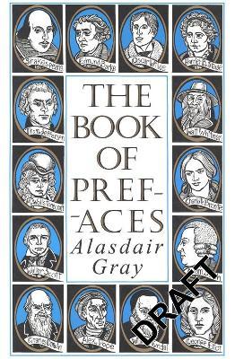 The Book of Prefaces by Alasdair Gray