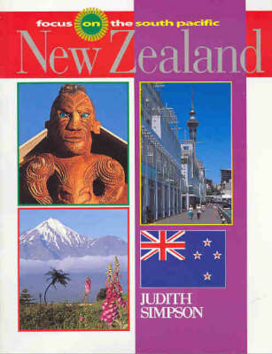 New Zealand by Judith Simpson