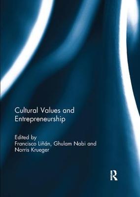 Cultural Values and Entrepreneurship by Francisco Linan