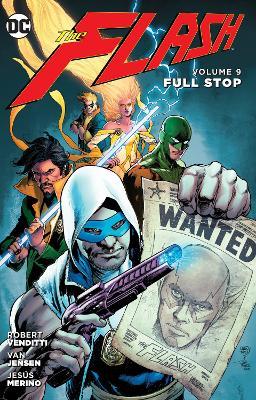 Flash TP Vol 9 Full Stop book