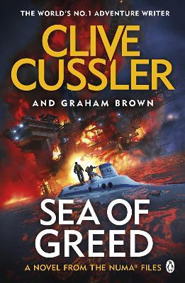 Sea of Greed: NUMA Files #16 book