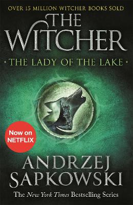 The Lady of the Lake: Witcher 5 - Now a major Netflix show book