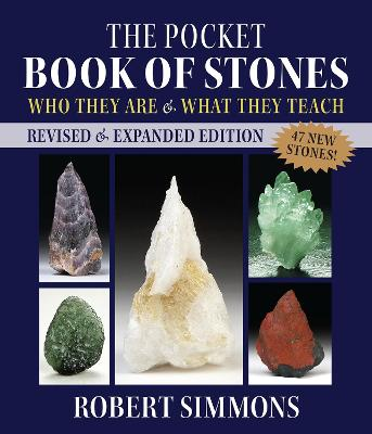 The Pocket Book Of Stones, Revised Edition by Robert Simmons