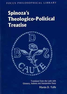 Theologico-Political Treatise book