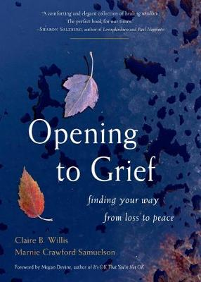 Opening to Grief: Finding Your Way from Loss to Peace by Claire B. Willis